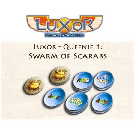 Luxor: Queenie 1 – Swarm of Scarabs
