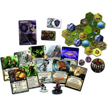 Mage Knight Board Game The Lost Legion Expansion Components