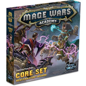 Mage Wars Academy