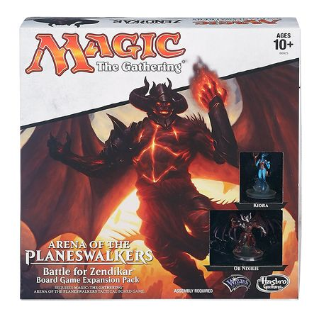 Magic The Gathering – Arena of the Planeswalkers – Battle for Zendikar