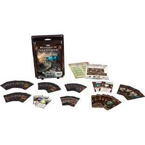 Mansions of Madness The Silver Tablet Components