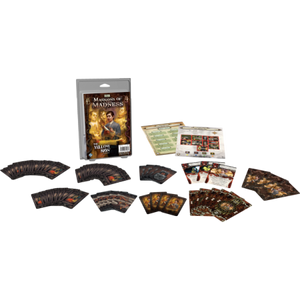 Mansions of Madness The Yellow Sign Cards
