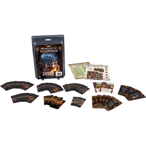 Mansions of Madness 'Til Death Do Us Part Cards