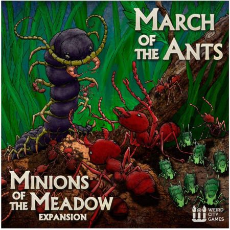 March of the Ants Minions of the Meadow