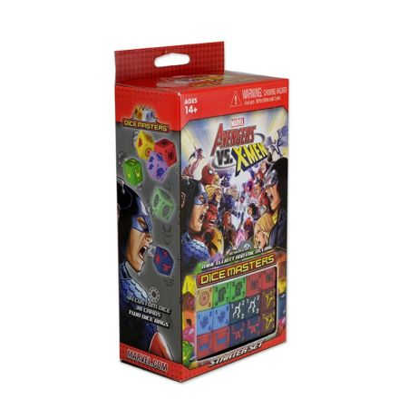 Marvel Dice Masters Avengers vs. X-Men