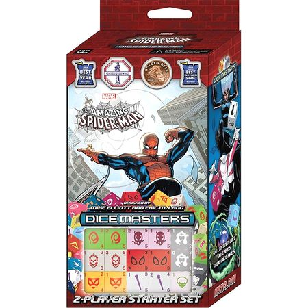 Marvel Dice Masters The Amazing Spider-Man