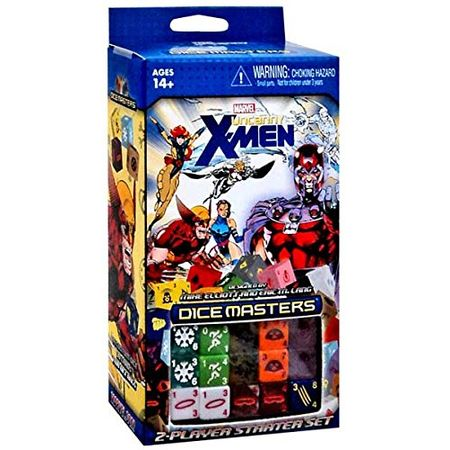 Marvel Dice Masters Uncanny X-Men