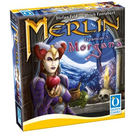 Merlin: Morgana Expansion board game