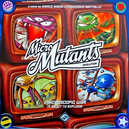 Micro Mutants Evolution