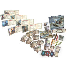 Mistfall Components