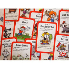 Munchkin Zombies Cards