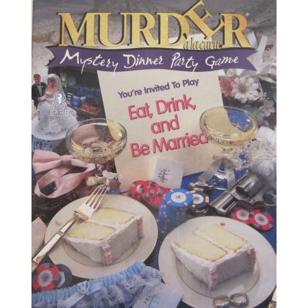 Murder à la carte: Eat, Drink, and Be Married