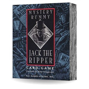 Mystery Rummy Jack the Ripper