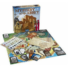 Mystery of the Abbey Components