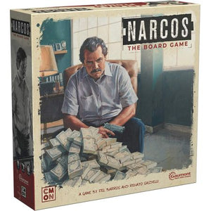 Narcos The Board Game