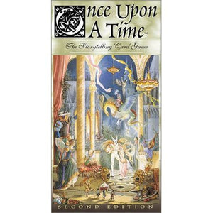Once Upon a Time The Storytelling Card Game Second
