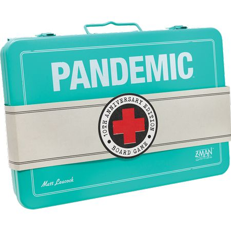 Pandemic Anniversary Edition
