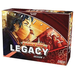 Pandemic Legacy: Season 1 Red