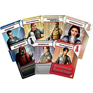 Pandemic: On the Brink Cards