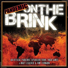 Pandemic: On the Brink First Edition
