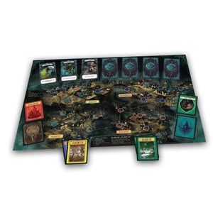 Pandemic Reign of Cthulhu Components