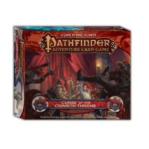 Pathfinder Adventure Card Game Curse of the Crimson Throne Adventure Path
