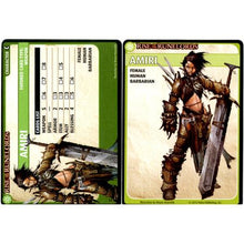 Pathfinder Adventure Card Game Rise of the Runelords – Character Add-On Deck Cards
