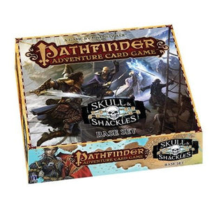 Pathfinder Adventure Card Game Skull & Shackles – Base Set