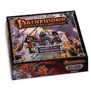 Pathfinder Adventure Card Game Wrath of the Righteous – Base Set