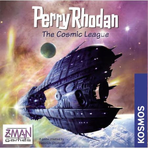 Perry Rhodan The Cosmic League