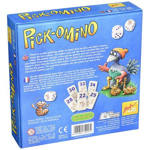 Pickomino Box