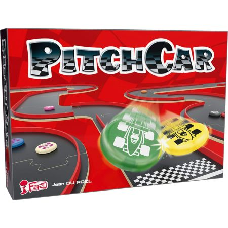 PitchCar Ferti multilingual edition 2016