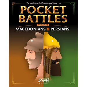Pocket Battles Macedonians vs. Persians