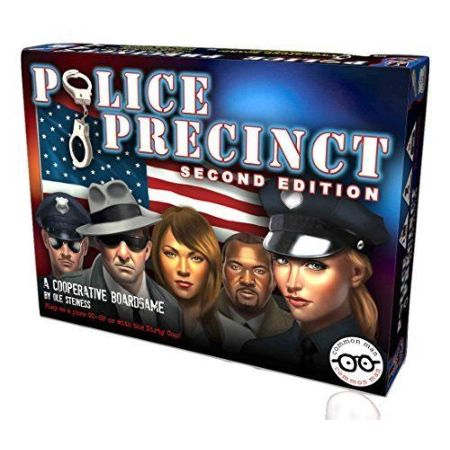 Police Precinct Second