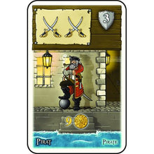 Port Royal Card