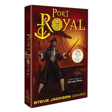 Port Royal Steve Jackson