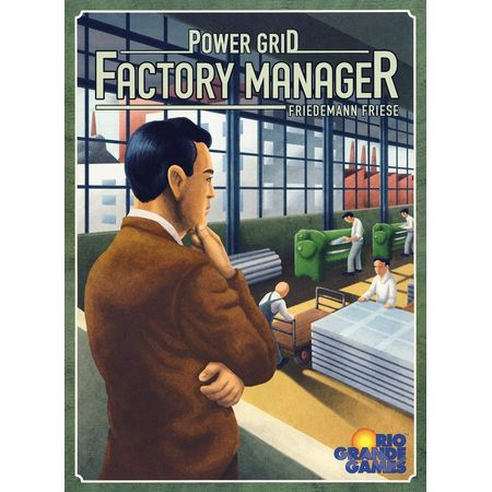 Power Grid Factory Manager