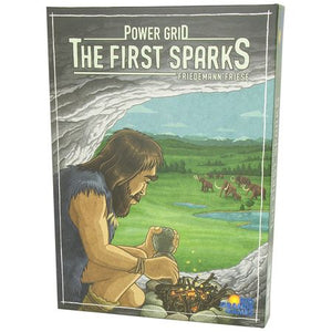 Power Grid The First Sparks