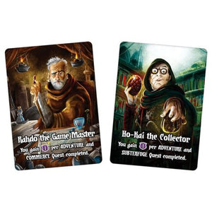 Quests of Valeria Cards