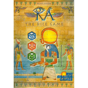 Ra The Dice Game