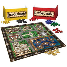 Revolution! Components