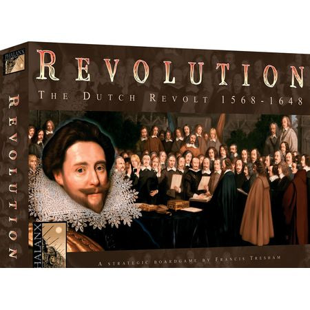 Revolution The Dutch Revolt 1568-1648