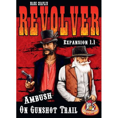 Revolver Expansion 1.1 Ambush on Gunshot Trail