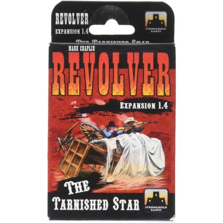 Revolver Expansion 1.4 The Tarnished Star
