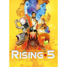 Rising 5 Runes of Asteros Collectors Edition