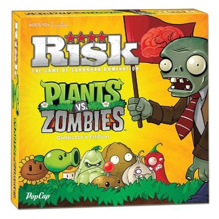 Risk Plants vs. Zombies