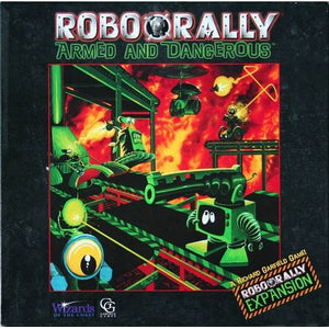 RoboRally Armed and Dangerous