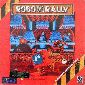Robo Rally Wizards of the Coast