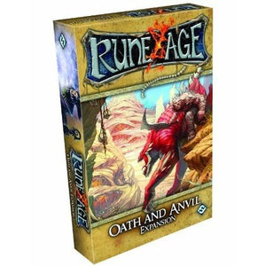 Rune Age Oath and Anvil