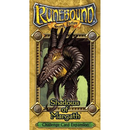 Runebound Shadows of Margath (Second Edition)